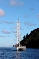 Arc - arrival in St Lucia